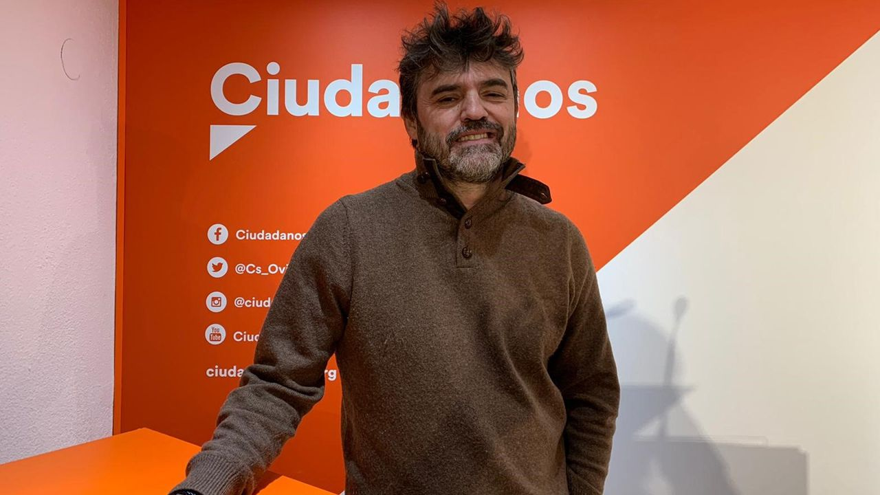 Galiza en Marcha, lema de campaña do BNG.Luis Carlos Fanjul