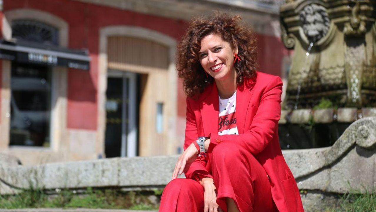 Leticia Gallego Sanromán, número 5 del PSdeG por Pontevedra. Vigo, 1976. Licenciada en Ciencias Políticas por la Universidad de Santiago de Compostela. Trabajó en Cruz Roja y ahora es miembro del gabinete de alcaldía de Vigo.