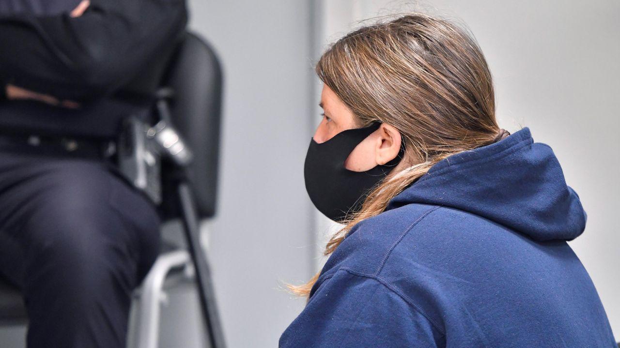 Ana María B. L., la mujer acusada de asfixiar hasta la muerte a su hijo Sergio en Huércal de Almería