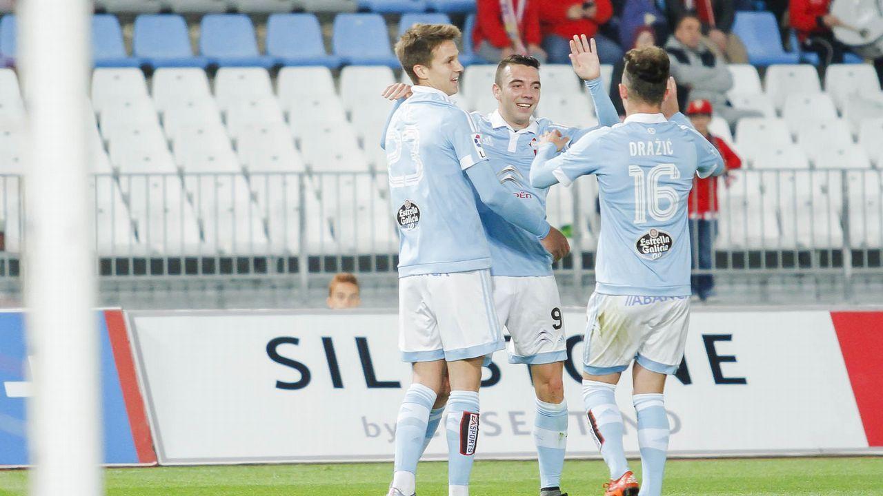 167 - Almería-Celta  de Copa (1-3) de Copa el 2 de diciembre del 2015