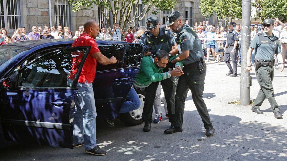 Primera petición de prisión premanente. El fiscal ha solicitado para David Oubel la pena máxima, por primera vez en España.