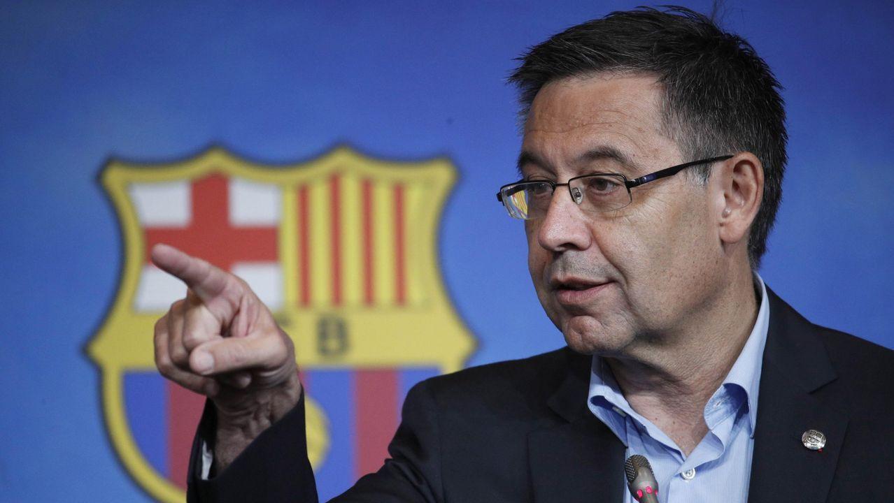 Fernando Vázquez: «Las situaciones de crisis no son un momento adecuado para poner a jugar a un canterano»