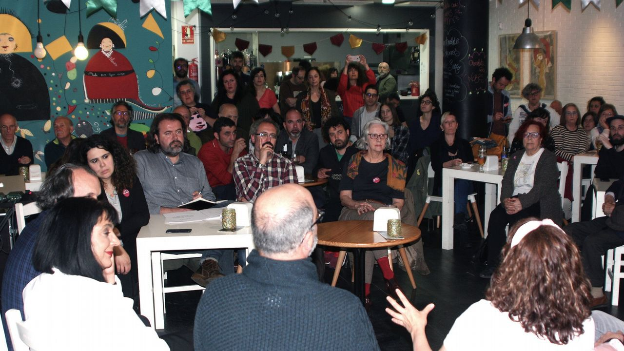 Así fue el primer concierto de la Ascensión en A Quintana.Cerveza