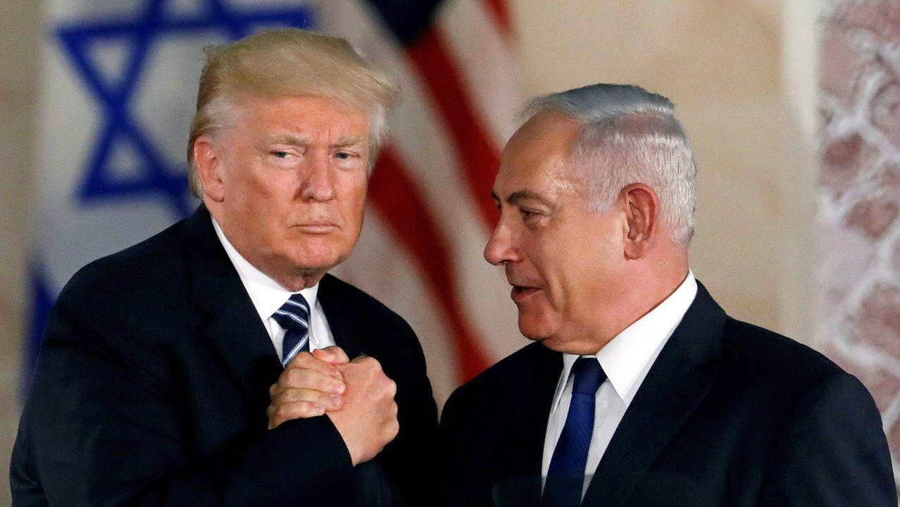 Israel no tiene reparos en espiar a Trump, pese a ser el gran aliado de Netanyahu