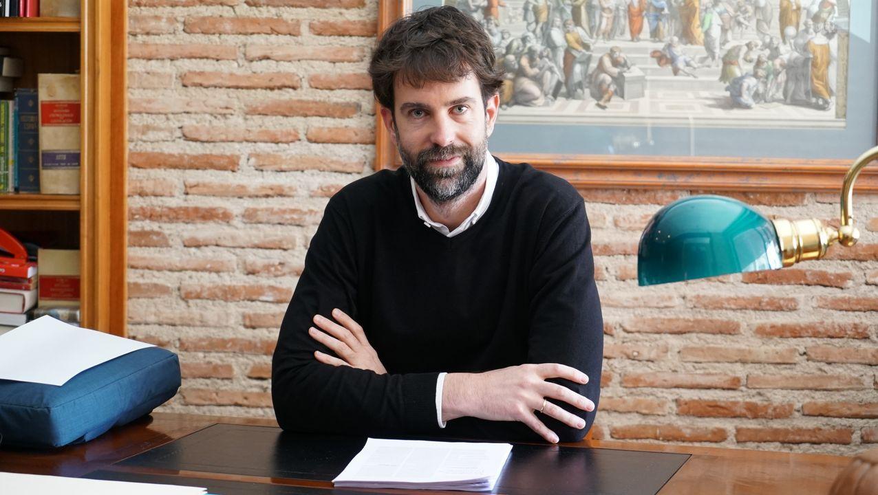 ALEX GUILLÁN, BAIUCA