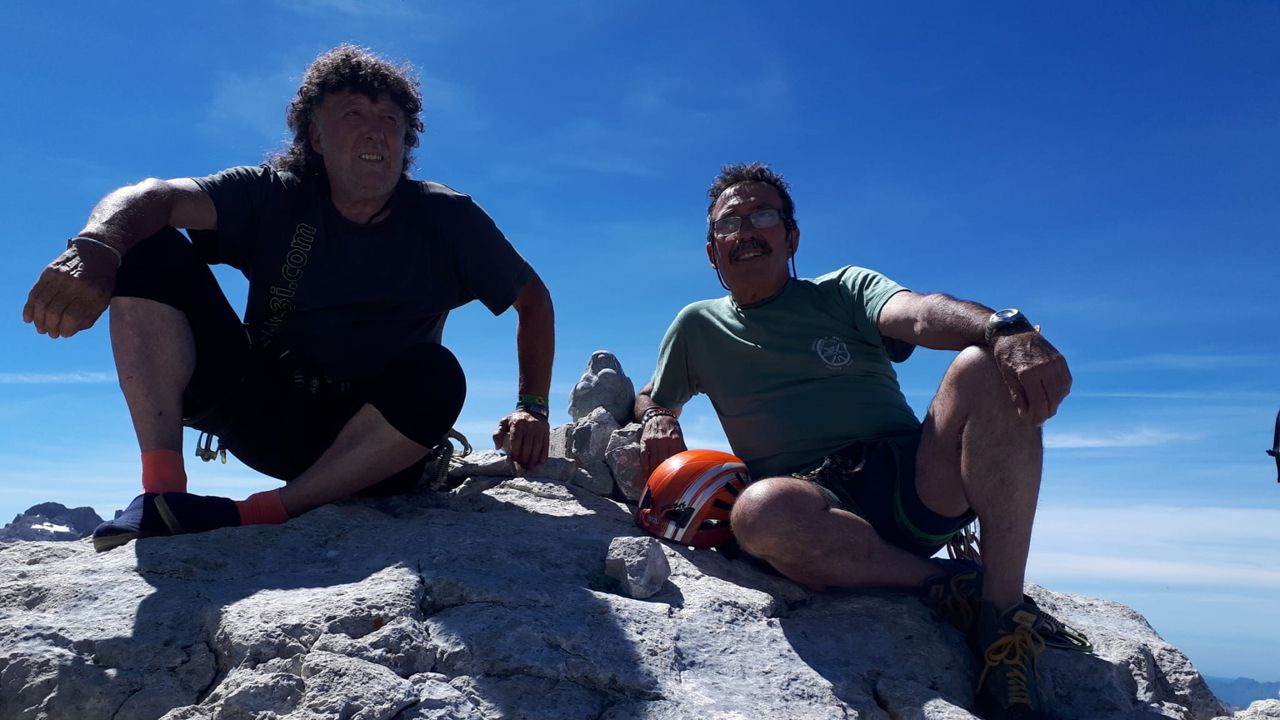 Reto en Picos de Europa.Felipe Pombo Paz