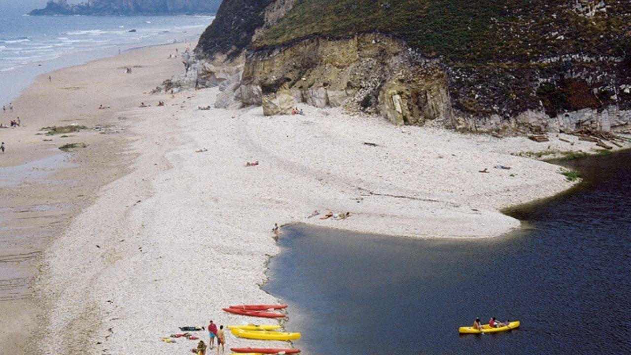 Playa de San Antonlín