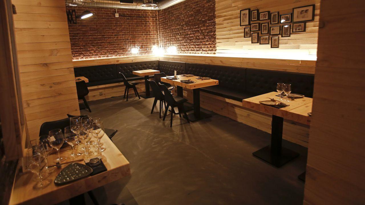 El local japonés abrió en el centro de Pontevedra