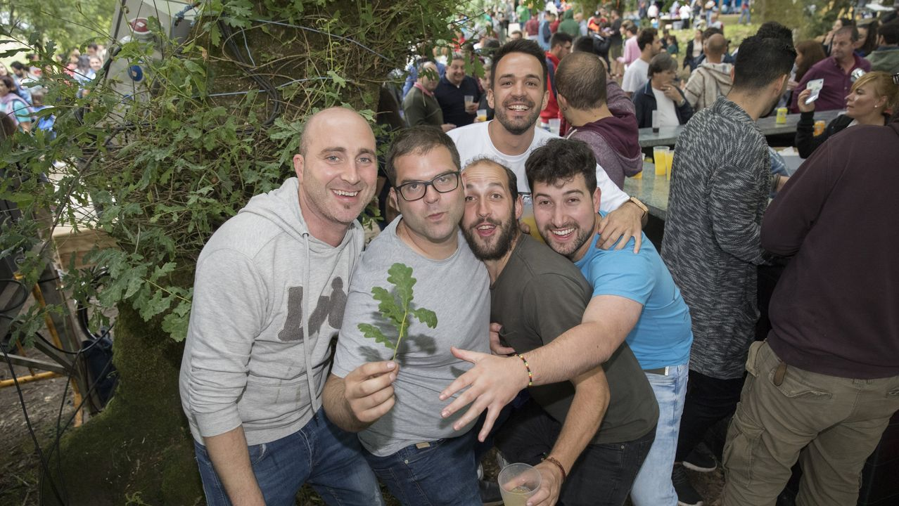La Festa da Bosque, en imágenes