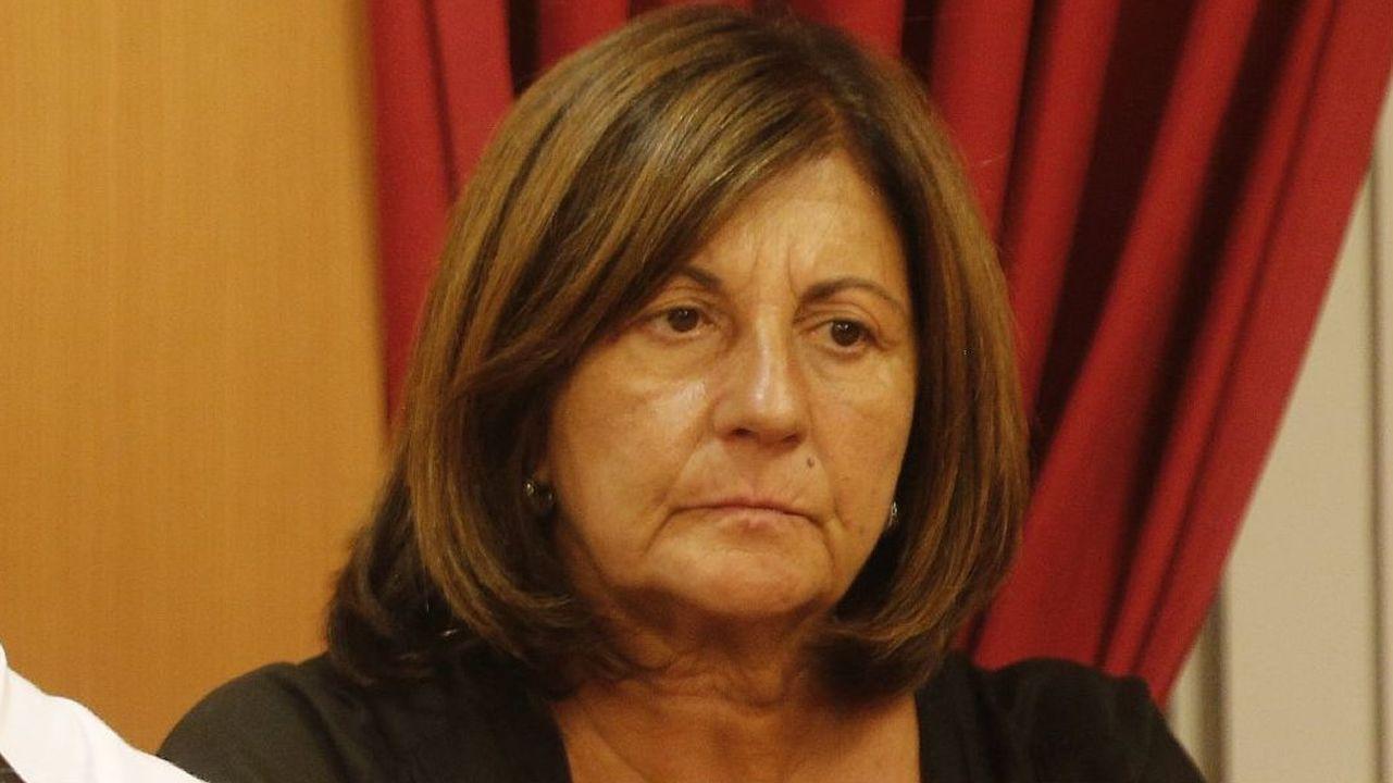 Marga Figueroa. 2.ª teniente de alcalde. Recursos Humanos y Cooperación. 42.031 euros.