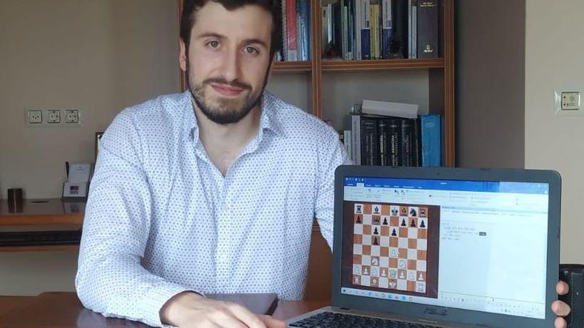 David Gómez Diéguez, ajedrecista