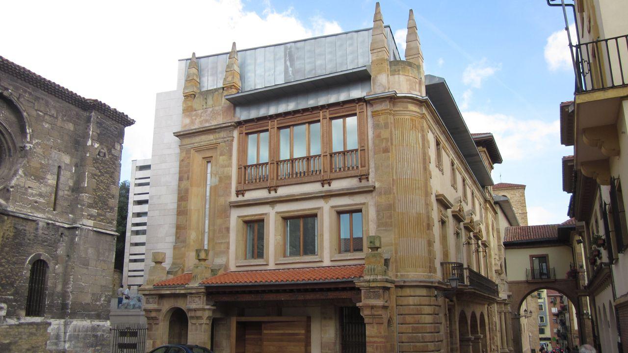 Museo Arqueológido de Asturias