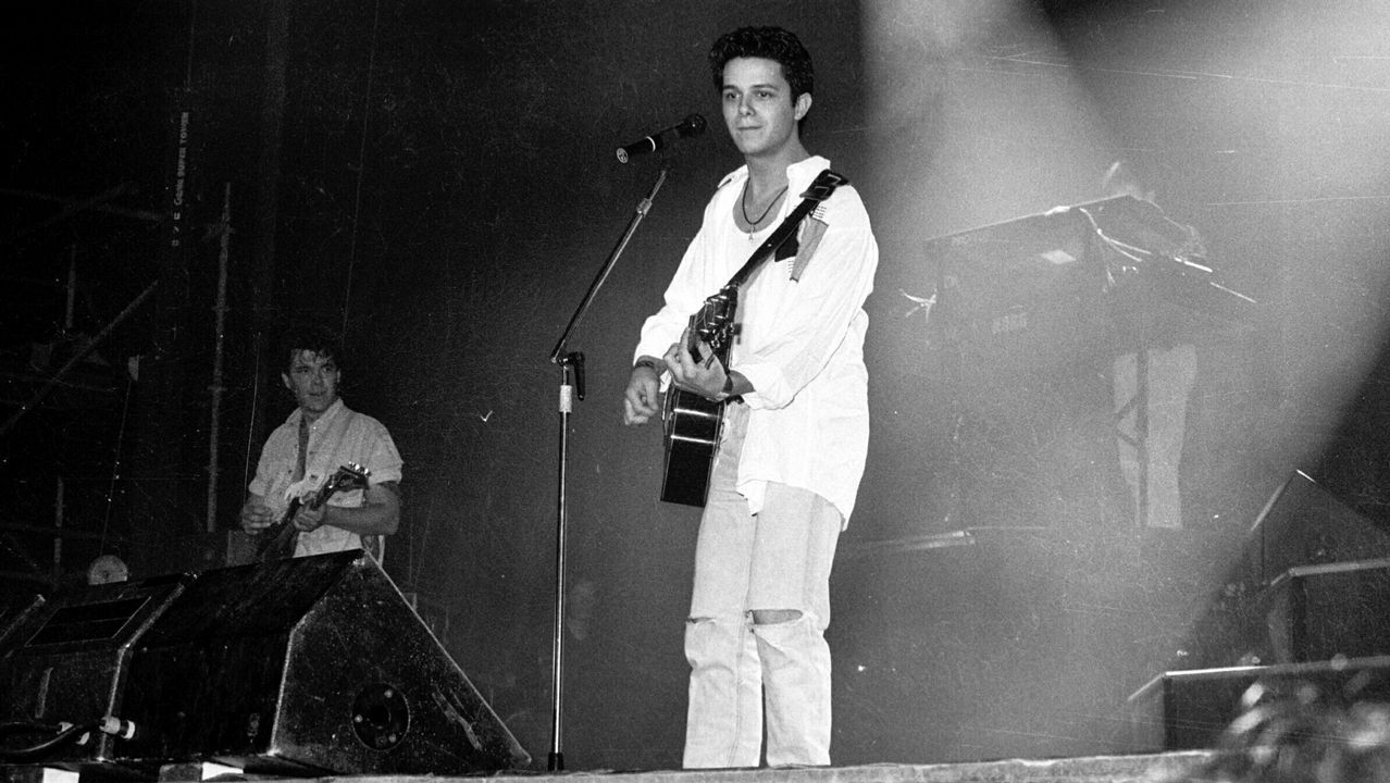 Homenaje a Alejandro Sanz en los Grammy Latino