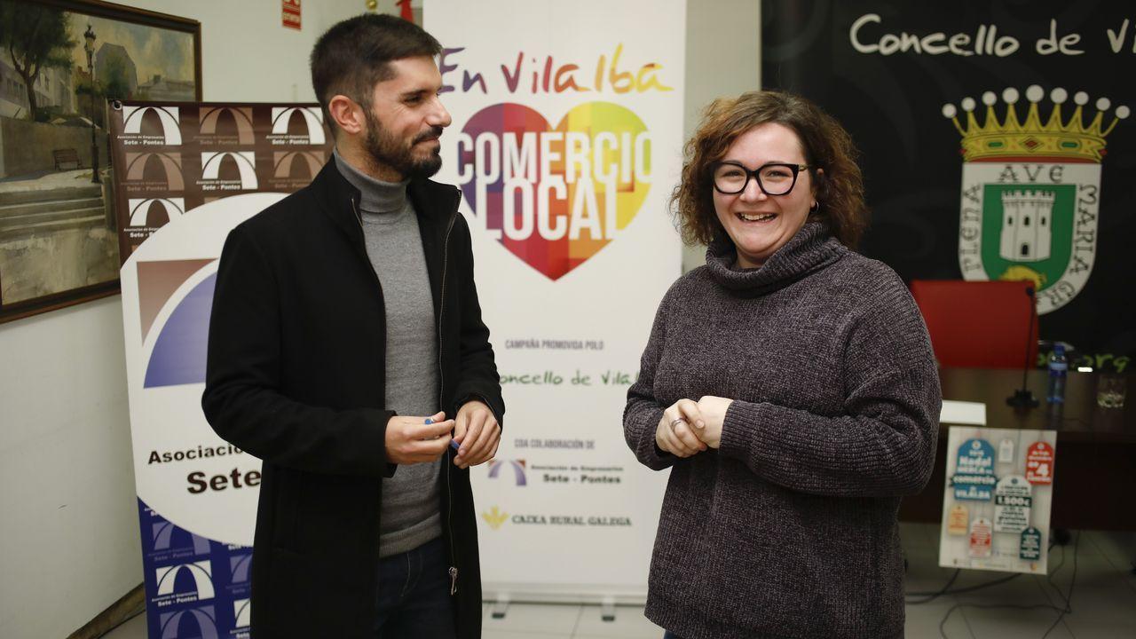 Fiesta de la coral polifónica de Vilalba.Xosé Lois Romero e Aliboria actuarán en la Foliada de A Fonsagrada