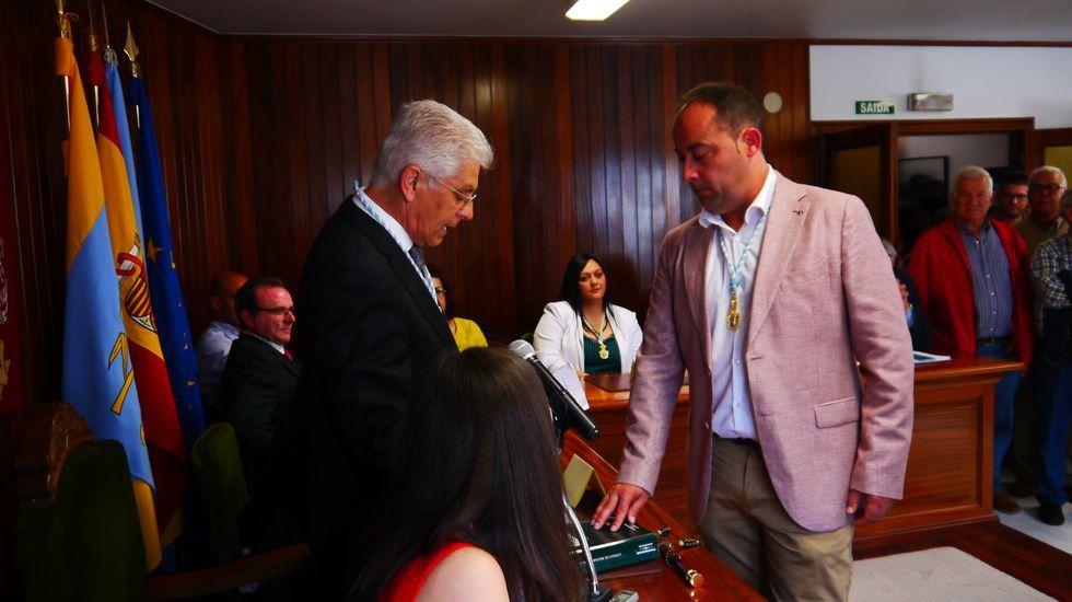 Malpica. Alcalde: Walter Pardo (PSOE)