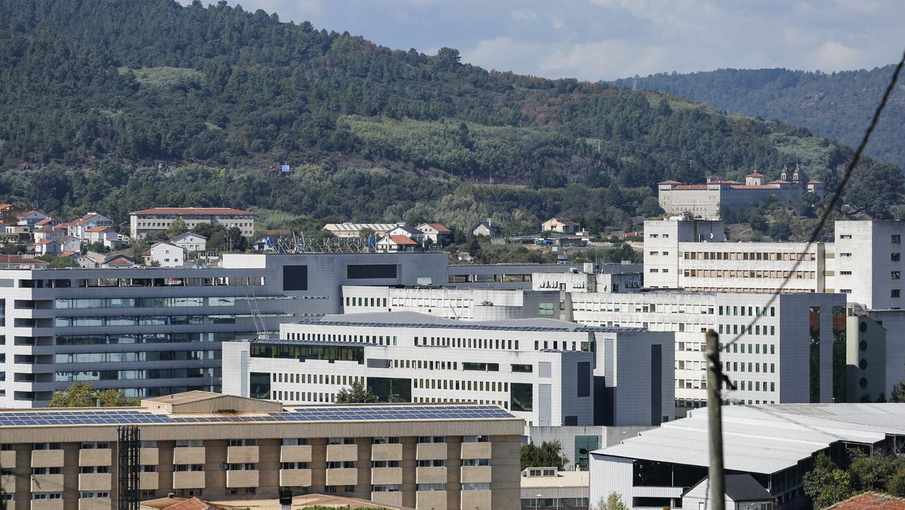 En la uci-covid del CHUO hay 15 pacientes ingresados