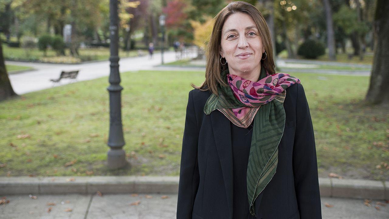 Entrevista a Adrián Barbón, candidato del PSOE.Lorena Gil