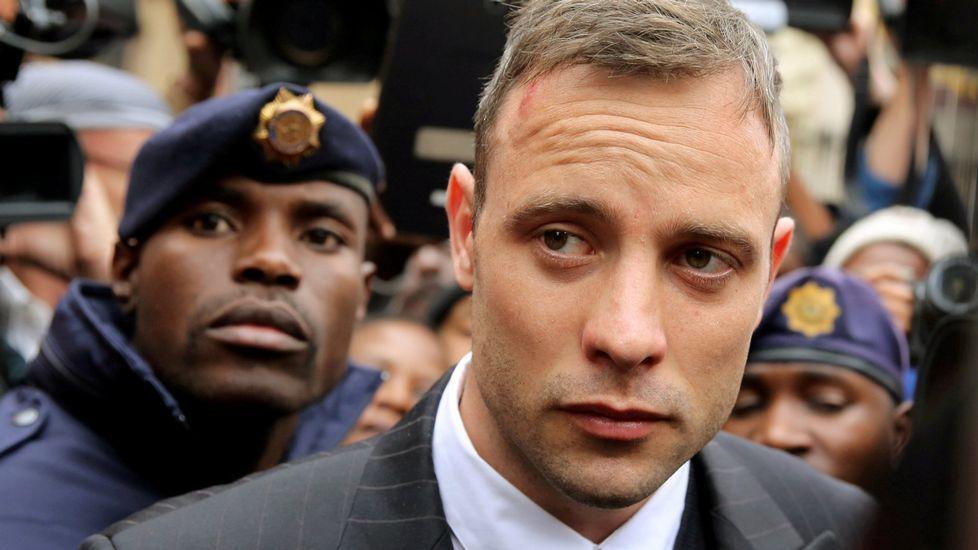 Oscar Pistorius, en una imagen de archivo