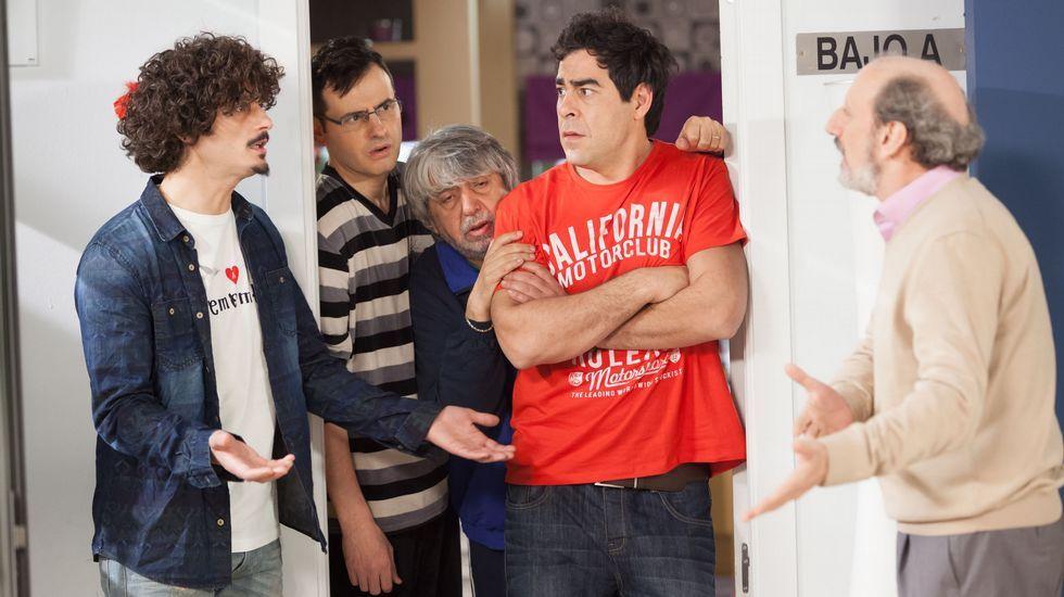 «La que se avecina» es una de las series de éxito de Telecinco.