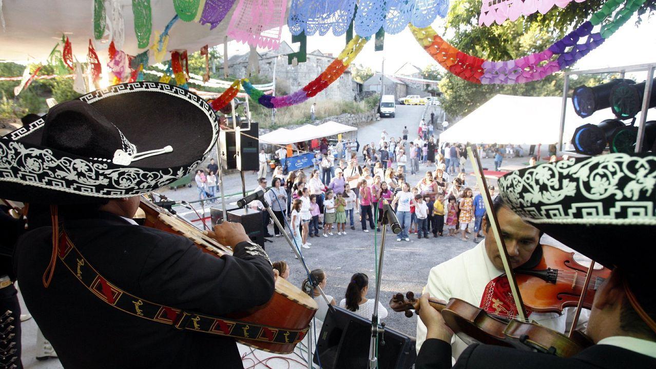 Mariachis, color y tradición: así fue la XV Fiesta Mexicana de Avión, en imágenes.El CEIP Condesa Fenosa participa en el programa de bibliotecas creativas