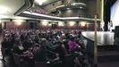 Uno de los espectáculos del ciclo de cine Radar en el Teatro Filarmónica de Oviedo, hace dos años