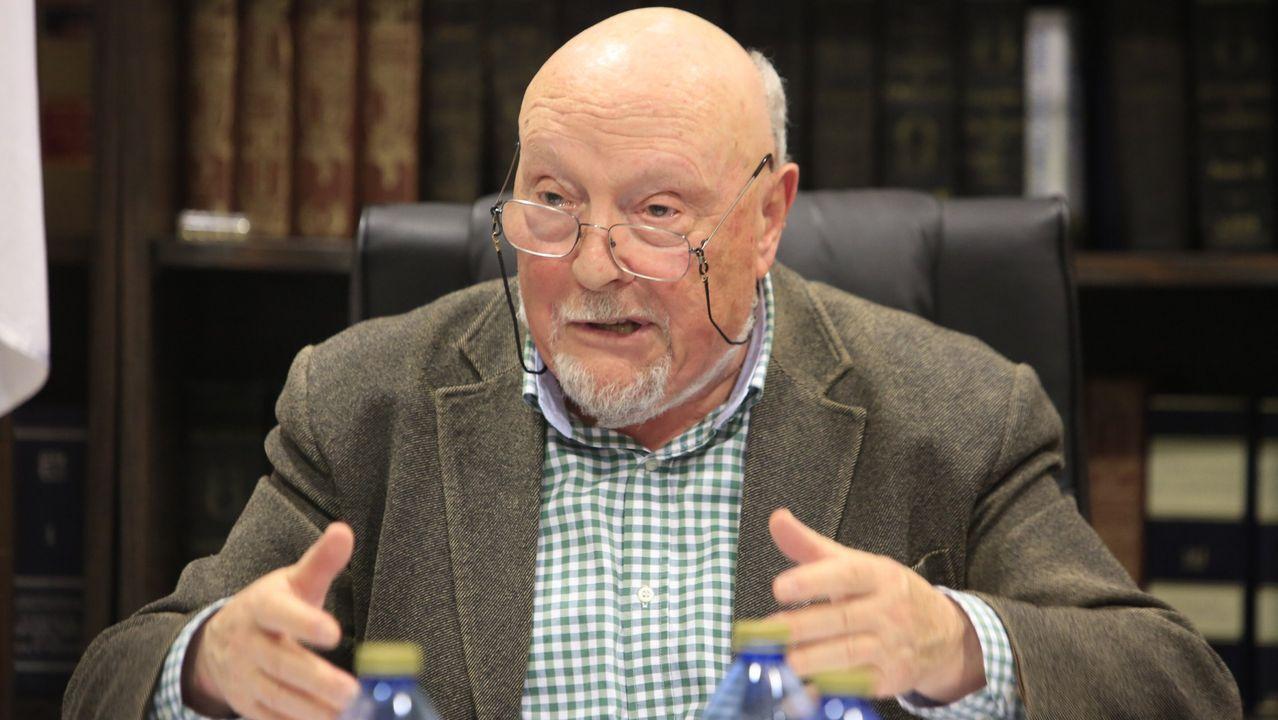 El alcalde de Monterroso, dispuesto a seguir gobernando en minoría
