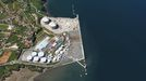 La planta de gas licuado de Mugardos es una de las cuestiones que destaca el organismo norteamericano sobre la comunidad