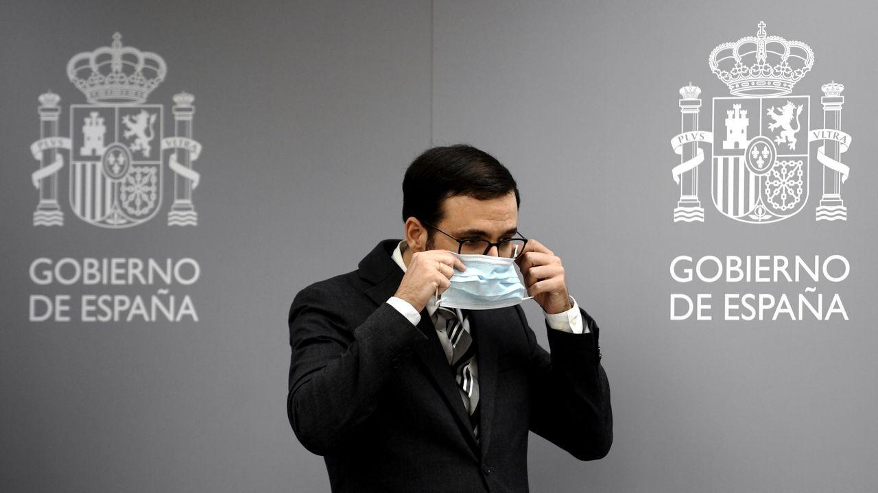 El Foro La Toja 2020 en imágenes.Pedro Sánchez en la clausura del Foro La Toja