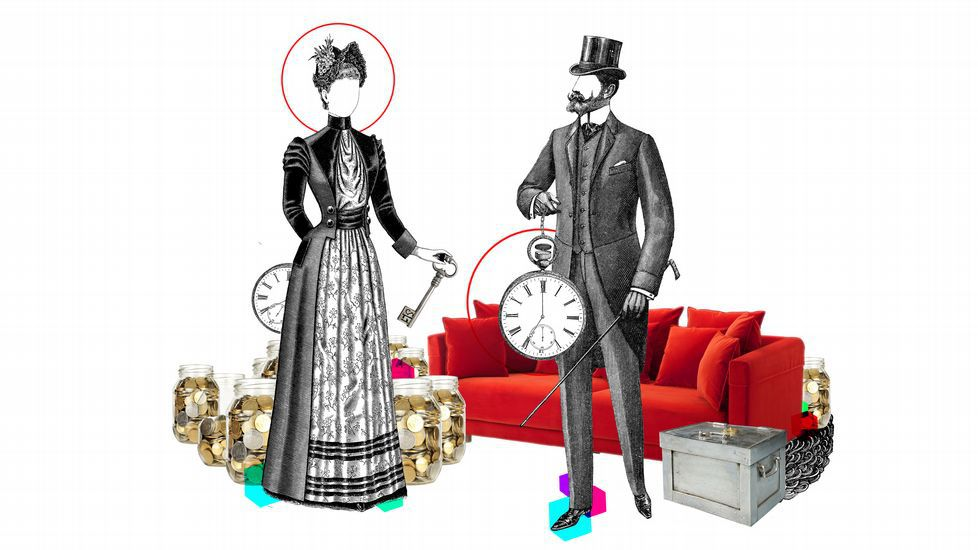Aunque parezca pronto, muévete para pagar menos en la Renta.El salón de la Gitana del Palacio de Dueñas, residencia de la fallecida duquesa de Alba