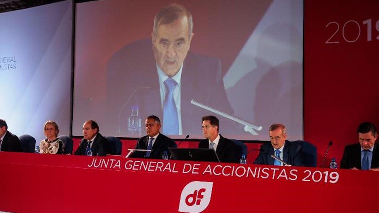 Junta General de Accionistas de 2019 de Duro Felguera