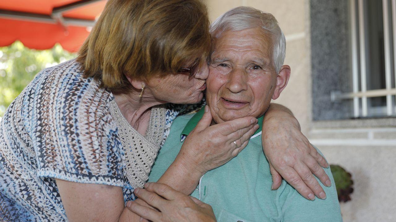 Acceso para personas con problemas respiratorios del centro de salud de Perchera-La Braña