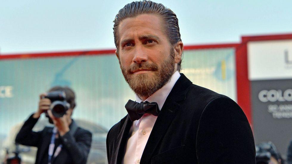 El actor estadounidense Jake Gyllenhaal