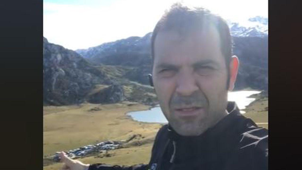 El vídeo reivindicativo del alcalde de Cangas de Onís