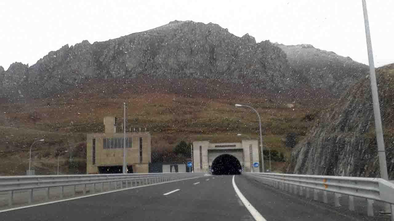 El túnel del Negrón