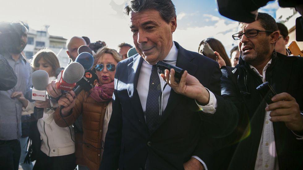 Ignacio Gonzalez: «Yo no he hecho nunca nada ilegal».José Crusat presenta un nuevo vino de la marca Como Cabras.