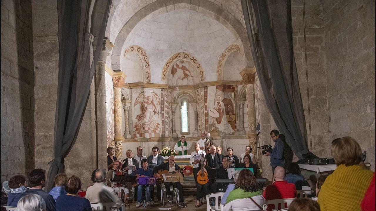 La asociación Amigos do Románico de Chantada celebra esta iniciativa desde el 2012