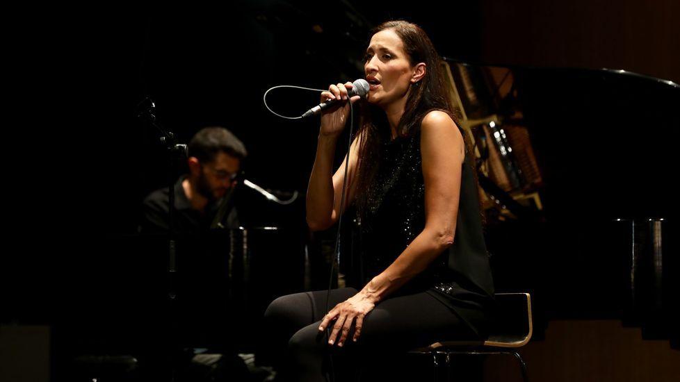 Premios Grelo de Ouro.Rosa Cedrón actuará en Xinzo el viernes 29