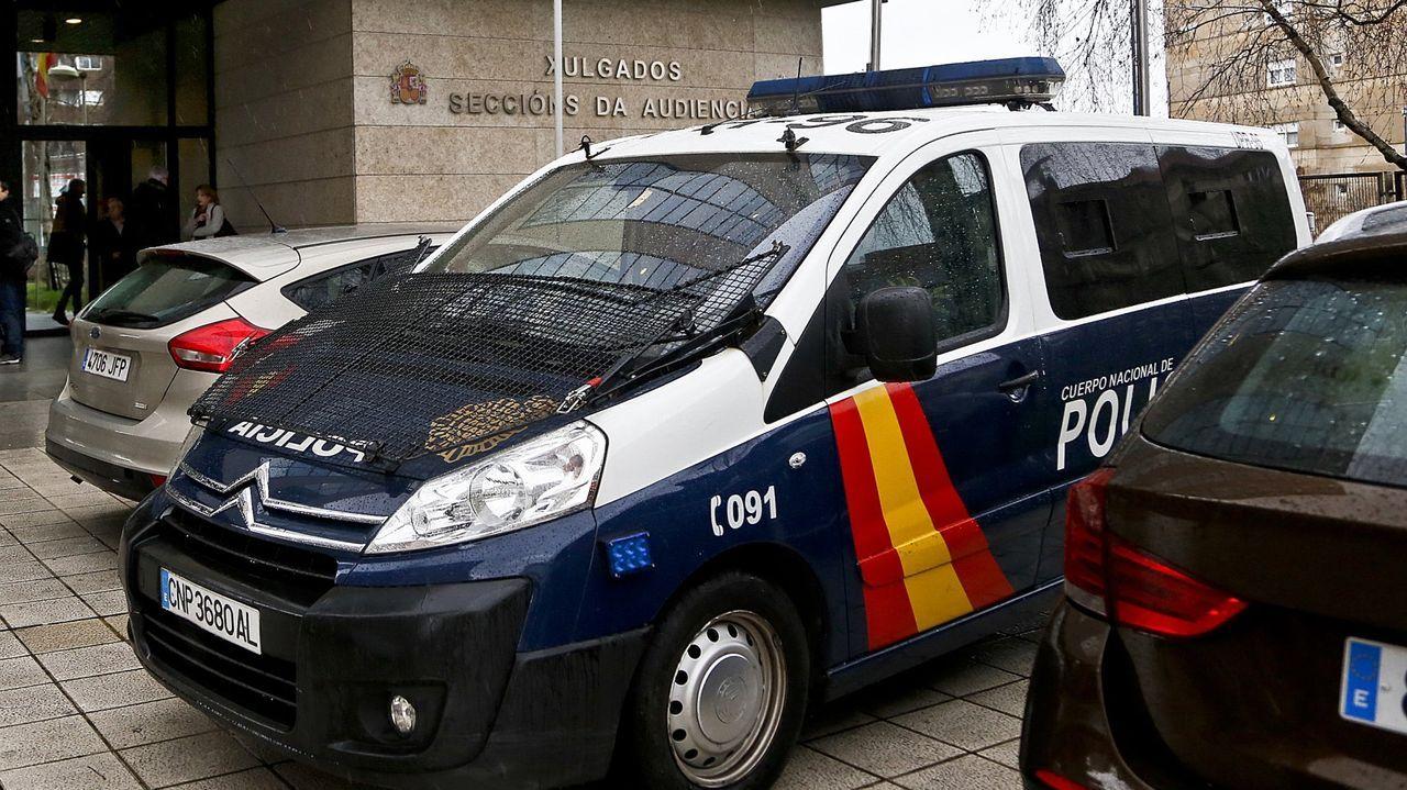 Una ambulancia del 061, en una imagen de archivo
