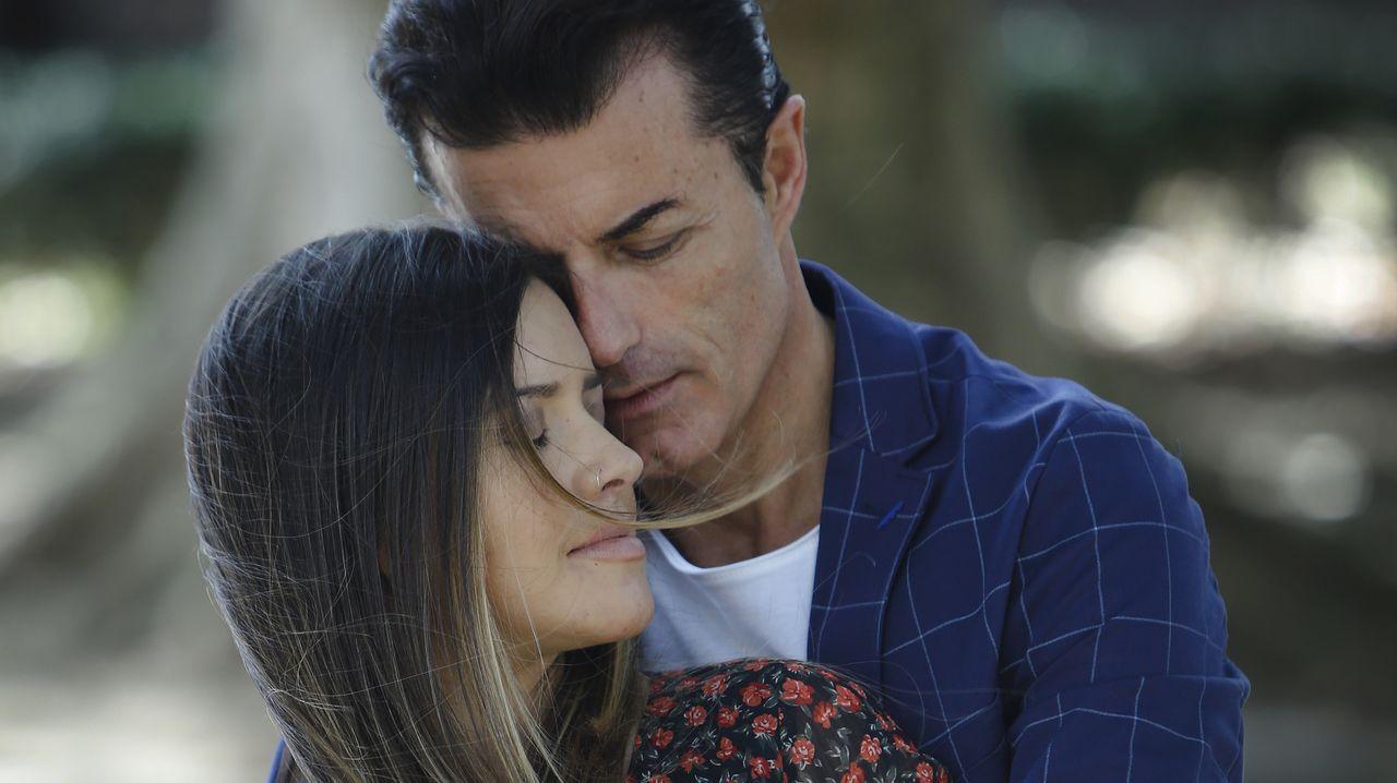 Lucía Camba y Manuel Viso