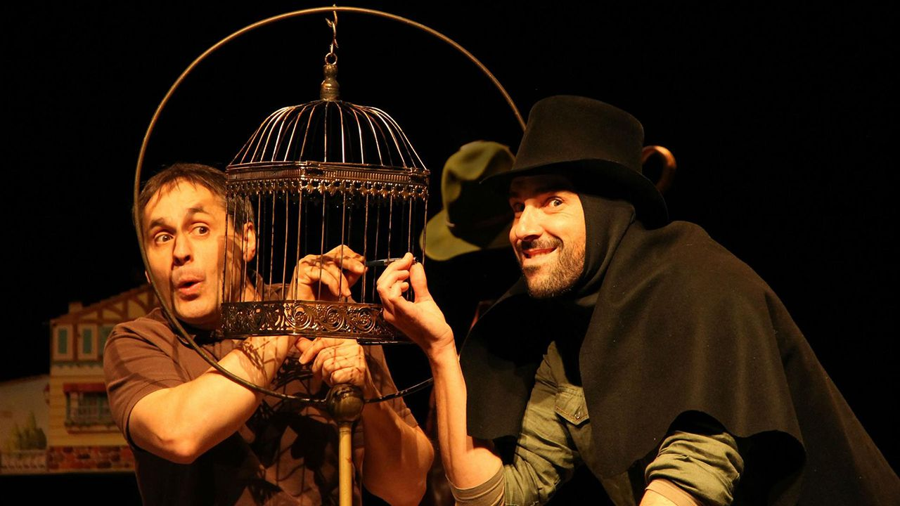 III Premiu de Teatru Profesional Nel Amaro en llingua asturiana.