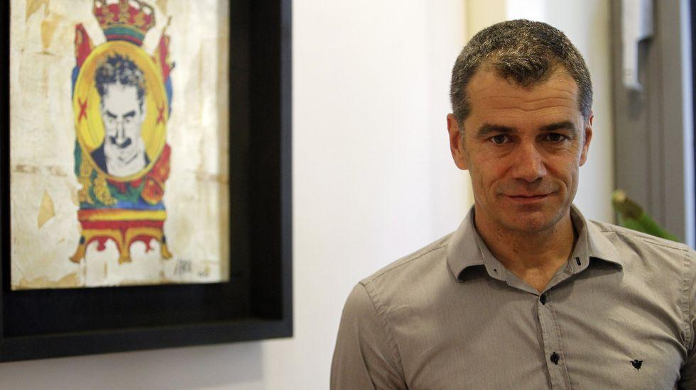 Candidato por A Coruña sin propuestas para Galicia