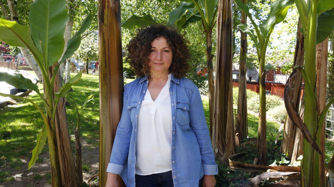 Isabel Ures es una de las personas que está recibiendo apoyo dentro de este programa municipal