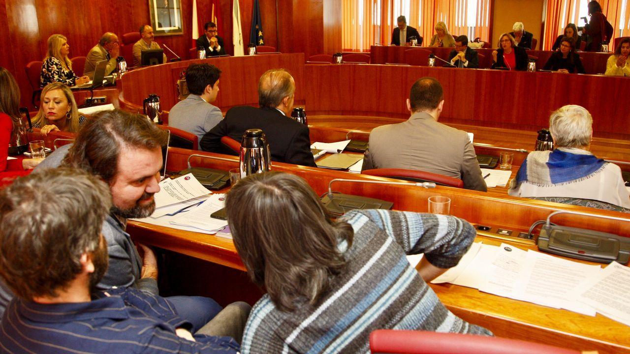 Pleno ordinario de septiembre el Ayuntamiento de Vigo