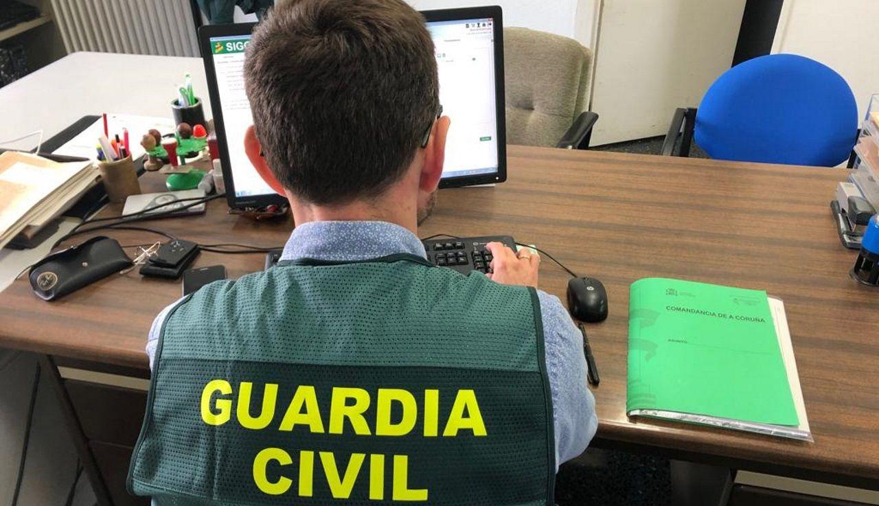 Guardia Civil A Coruña