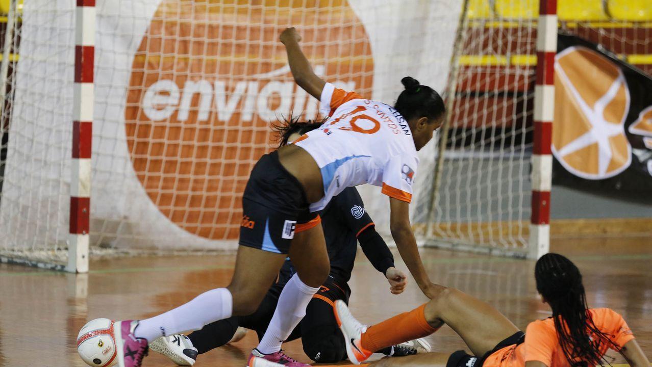 Las chicas de la selección golean a Japón