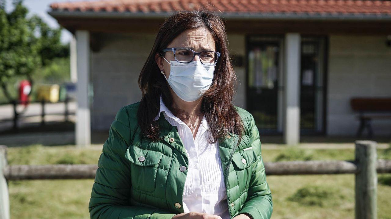 La alcadesa de Oímbra, Ana Villarino