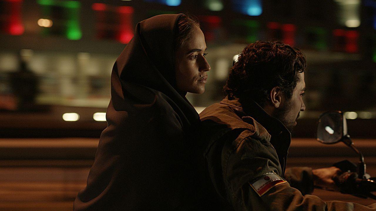 Shervin Alenabi y Niv Sultan protagonizan «Teherán».