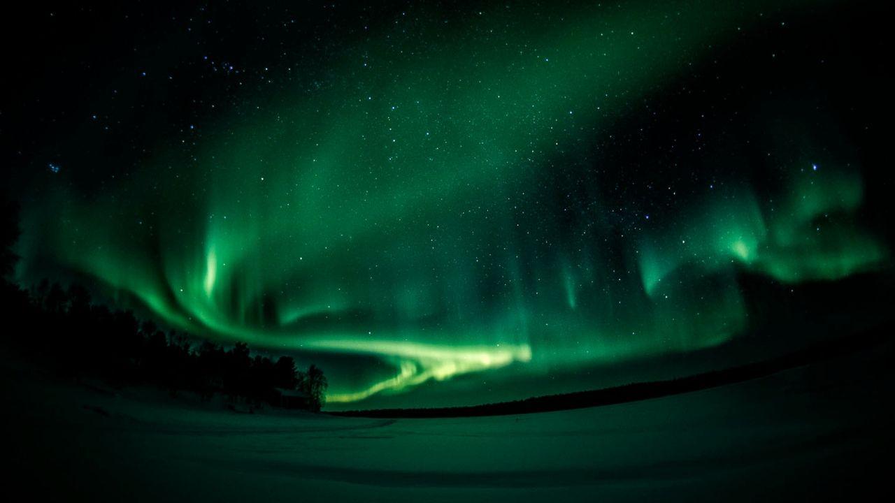 Imágenes de un viaje a Laponia