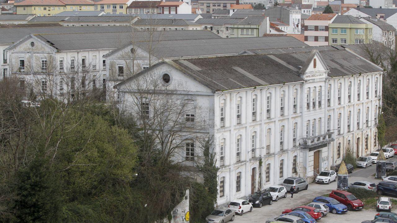 botiquines farmacia Asturias Laviana.El delegado del Gobierno presidió el minuto de silencio celebrado este lunes en A Coruña en repulsa por el crimen machista de Lugo