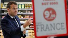 Macron apuesta por el uso obligatorio de mascarillas en el transporte público